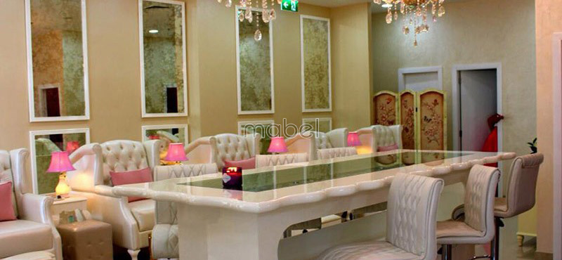 Polished Nail Spa In Business Bay Dubai Mabel
