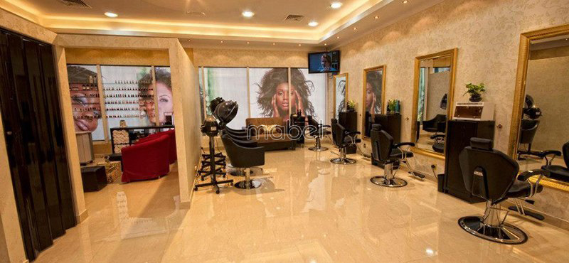 Mane attractions beauty salon in al nahda 1 dubai mabel for Attractions salon